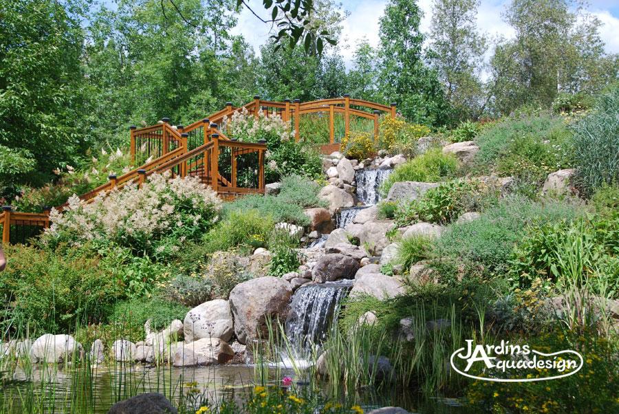 Jardin d eau les sentiers comm moratifs de la rivi re - Le jardin de la riviere foncine le haut ...
