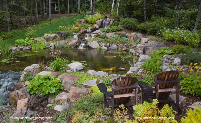 Jardins Aquadesign | Spécialiste en jardin aquatique, aménagements ...