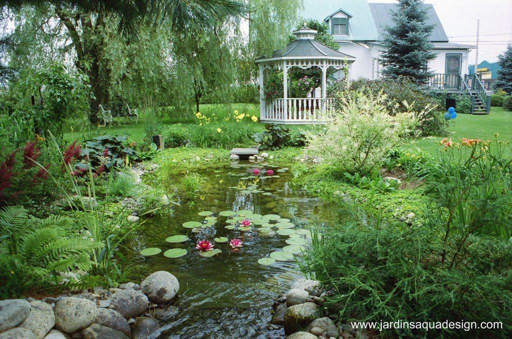 JardinsAquadesign dans les magazines