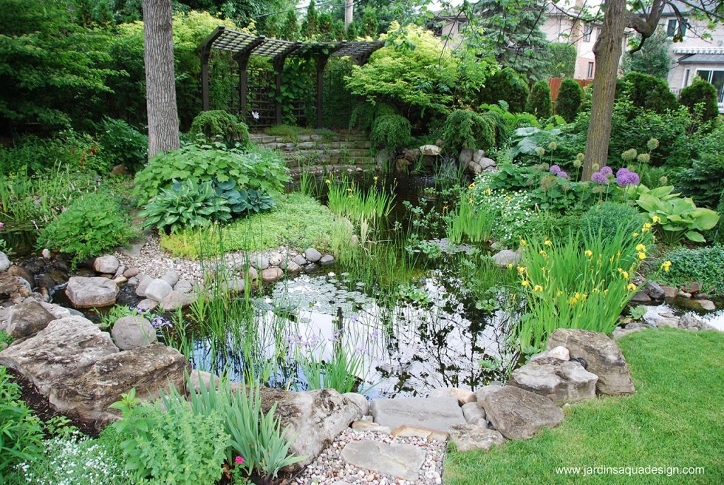 Jardin aquatique Montréal