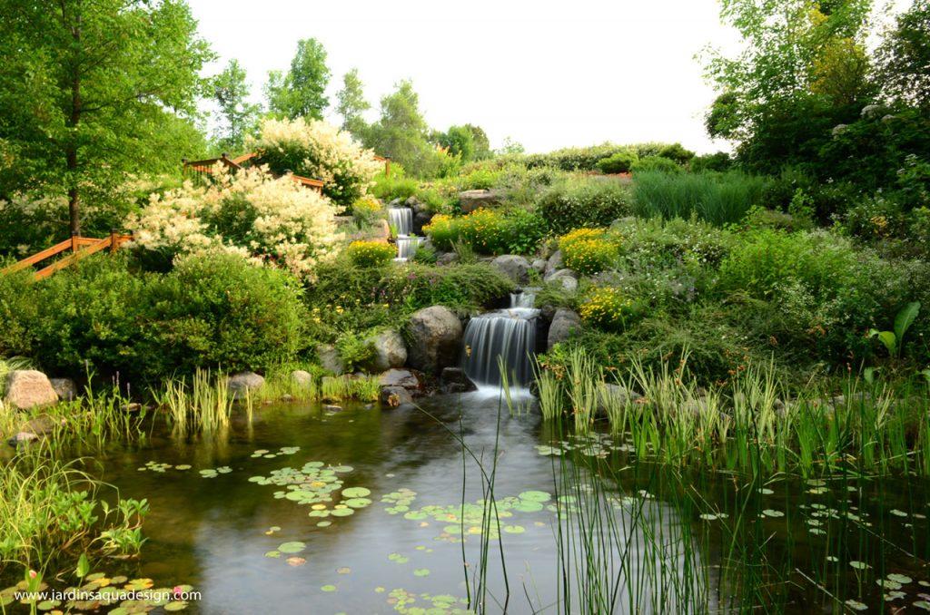 Jardins Aquadesign Les Sentiers Prévost