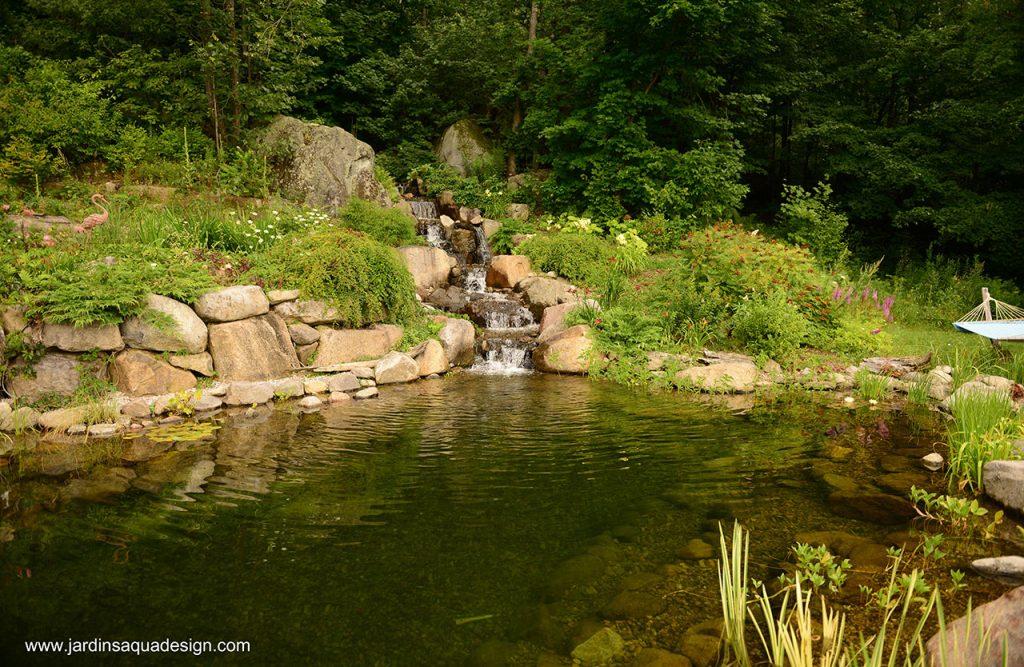 Jardins Aquadesign piscine naturelle