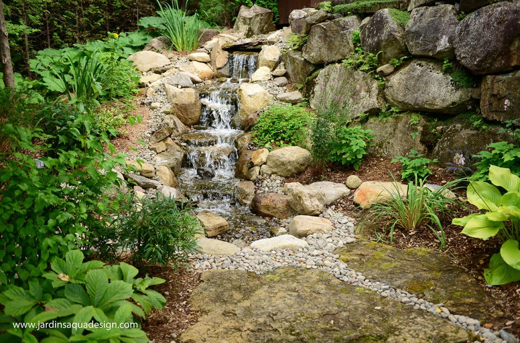Jardins Aquadesign - Cascade Payette
