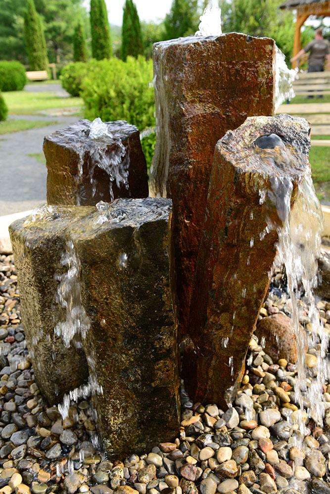 Fontaine - Jardins Aquadesign